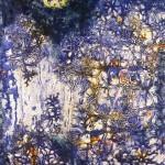 Zauber einer Mondlandschaft 1998 33 x 29 cm