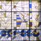 Philipp-Nicolai-Kirche Seitenfenster Krone